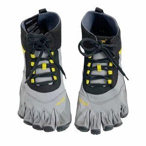 Vibram Fivefingers V-Trek Insulated Gray Shoes